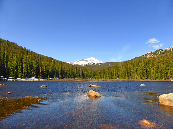 Grouse Lake (10,728')